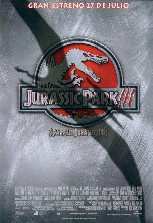 Jurassic Park III 825x1200
