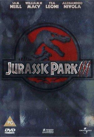 Jurassic Park III 549x800