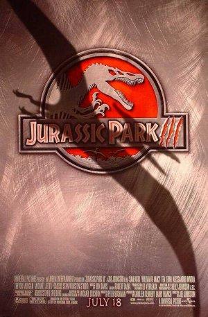 Jurassic Park III 750x1142
