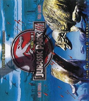 Jurassic Park III 581x656