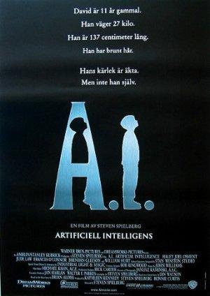 Artificial Intelligence: AI 342x483