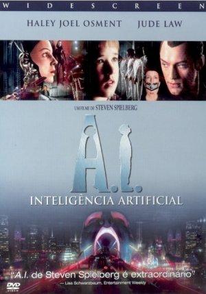 Artificial Intelligence: AI 559x800