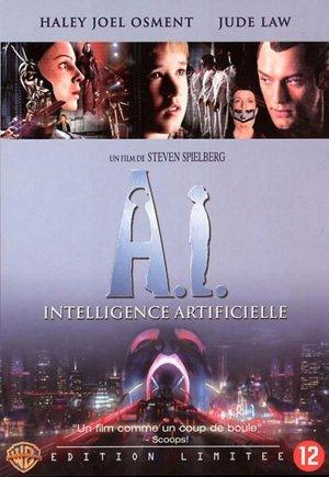 Artificial Intelligence: AI 690x1000