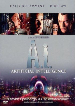 Artificial Intelligence: AI 699x995