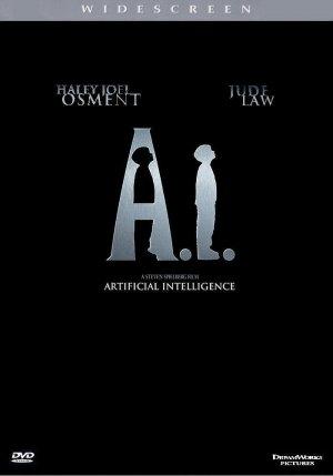 Artificial Intelligence: AI 700x1000