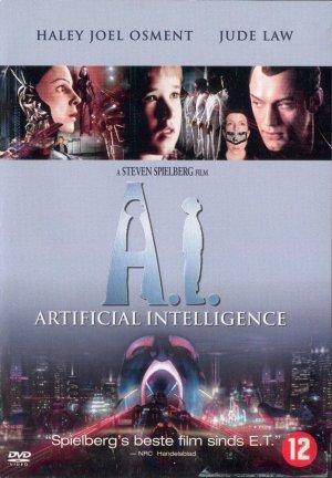 Artificial Intelligence: AI 695x1000