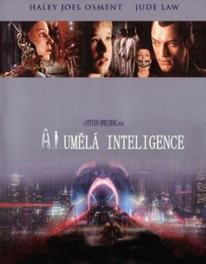 Artificial Intelligence: AI 465x595