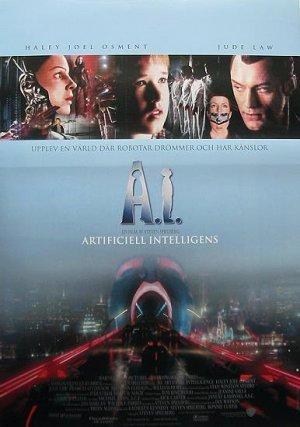 Artificial Intelligence: AI 386x550