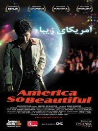 America So Beautiful poster