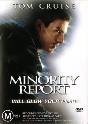Minority Report 711x1000