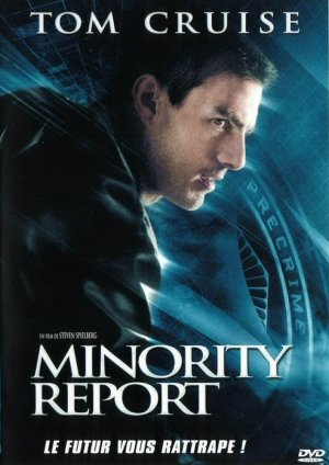 Minority Report 707x1000