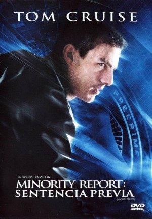 Minority Report 695x1000