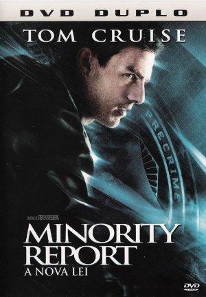 Minority Report 696x1000