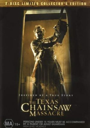 The Texas Chainsaw Massacre 351x500