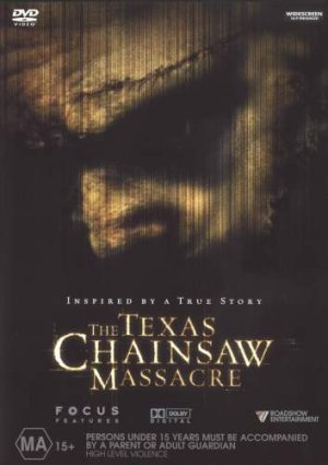 The Texas Chainsaw Massacre 353x500
