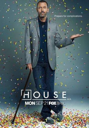 Dr. House 1261x1810