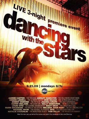 Dancing with the Stars 1126x1500