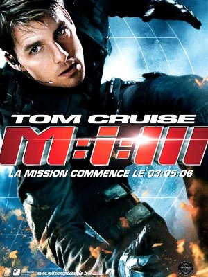 Mission: Impossible III 600x800