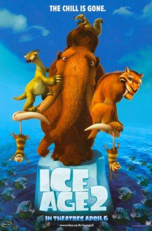 Ice Age 2 - Jäätikkö sulaa 580x884