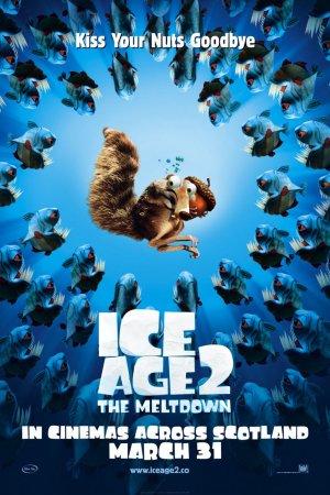 Ice Age 2 - Jäätikkö sulaa 933x1400