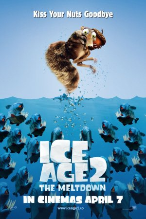 Ice Age 2 - Jetzt taut's 933x1400