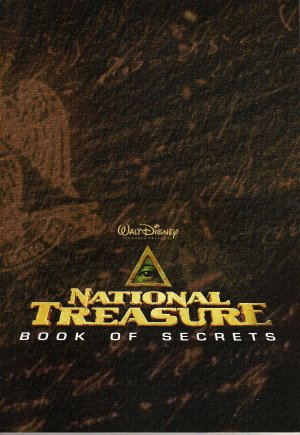 National Treasure: Book of Secrets 2420x3509