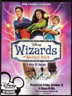 Wizards of Waverly Place 358x480