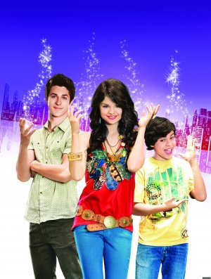 Wizards of Waverly Place 2072x2741