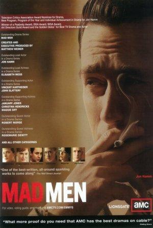 Mad Men 500x741
