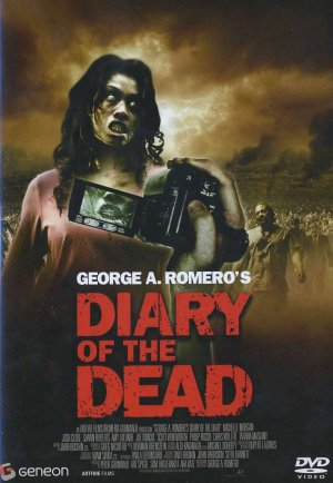 Diary of the Dead Cover