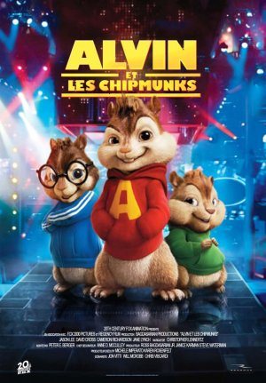 Alvin and the Chipmunks 1000x1436