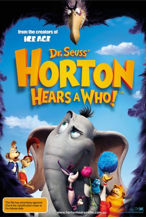 Horton Hears a Who! 300x446