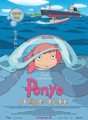 Ponyo: Das grosse Abenteuer am Meer 3000x4110