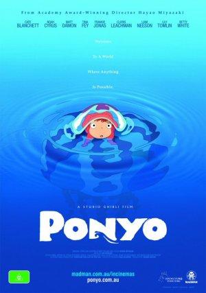 Ponyo en el acantilado 562x800