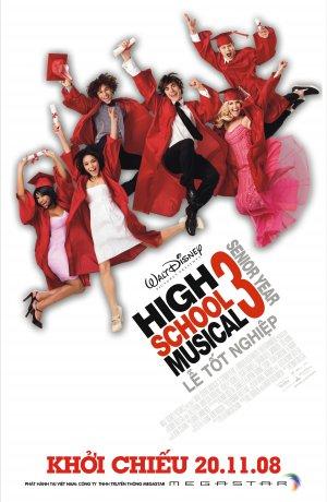 High School Musical 3: Senior Year 2700x4144