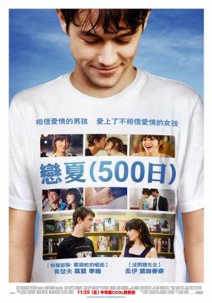(500) Days of Summer 1600x2284