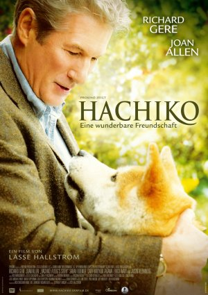 Hachi: A Dog's Tale 989x1400