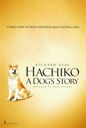 Hachi: A Dog's Tale 542x802