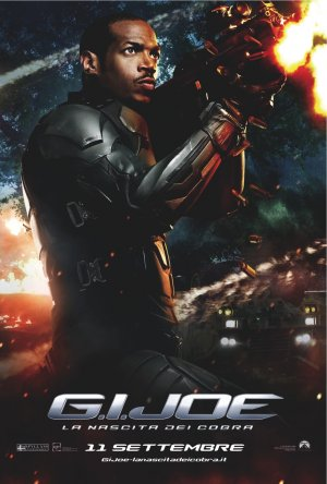 G.I. Joe: The Rise of Cobra 1191x1763
