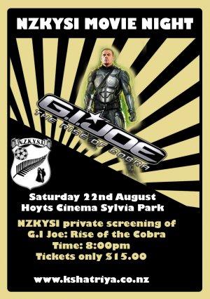 G.I. Joe: The Rise of Cobra 1748x2480