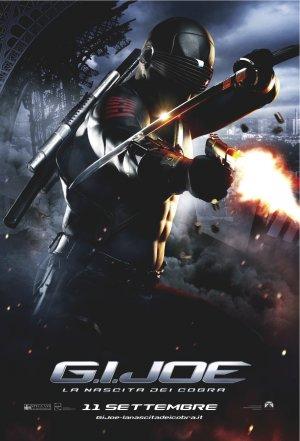 G.I. Joe: The Rise of Cobra 1191x1750