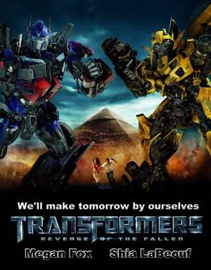 Transformers: Die Rache 1174x1500