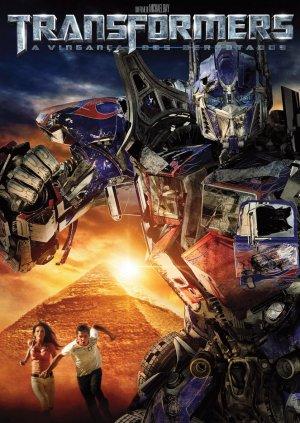 Transformers: Die Rache 837x1181