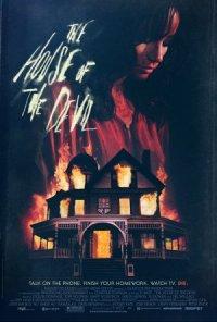 La casa del diablo poster