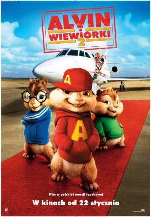 Alvin and the Chipmunks: The Squeakquel 1100x1584