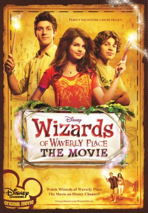 Wizards of Waverly Place: The Movie 1926x2773