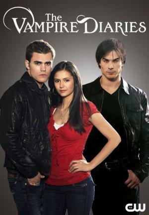 The Vampire Diaries 396x570