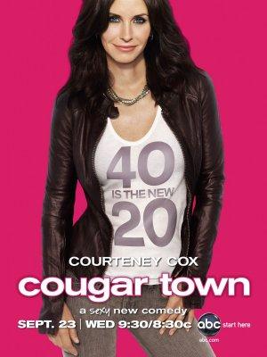 Cougar Town 1126x1500
