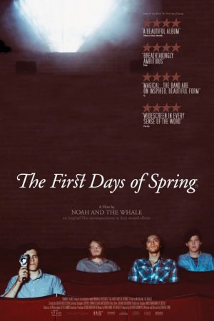 The First Days of Spring Poster