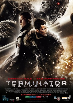 Terminator Salvation 3505x4962